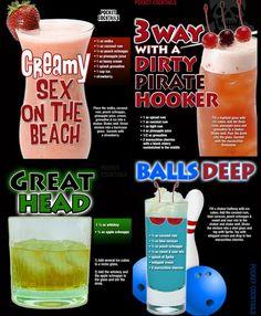 Alcoholic Cocktails, Liquor Drinks, Cocktail Drinks, Cocktail Recipes, Alcoholic Desserts, Beverages, Shots Drinks, Painkiller Cocktail, Cocktail Names