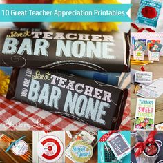 Hundreds of teacher appreciation ideas to make the best teacher gifts every. Loads of DIY ideas to say thank you and make your teachers feel appreciated. Best Teacher Ever, Best Teacher Gifts, Teacher Presents, National Teacher Appreciation Day, Teacher Appreciation Week, Thanks Teacher, School Gifts, School Stuff, Neighbor Gifts