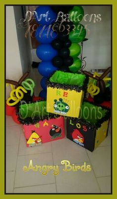 Angry Birds, Box of Gifts
