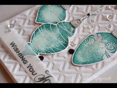 ▶ Simon Says Stamp | Wishing You Joy Card - YouTube Nichol Magouirk