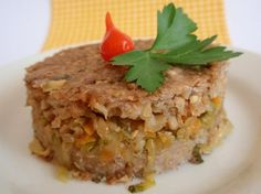 Quibe de trigo sarraceno com vegetais | Receita                                                                                                                                                                                 Mais