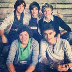 2 years since this photo was taken, they have achieved so much. I'm so happy for them