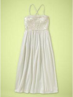 Sequin maxi dress | Gap