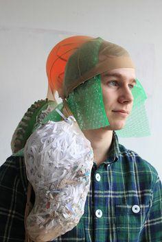 Masks, veils and headdress workshop
