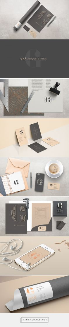 Grã Architecture Branding by Taina Ribovski | Fivestar Branding Agency – Design and Branding Agency & Curated Inspiration Gallery