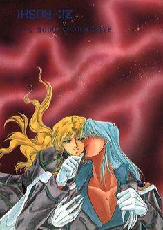 Sailor Moon / Kunzite and Zoisite