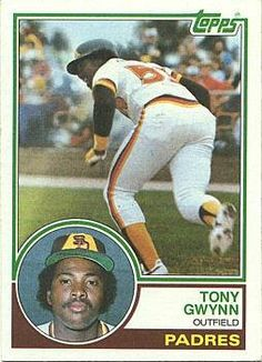 a68ae55e9d Tony Gwynn rookie cards have always been popular with sports card collectors.  The value of Tony Gwynn rookie cards have dramatically changed over the  years.