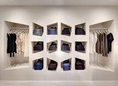 Sass & Bide store by Akin Creative, Sydney