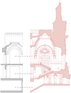 project LAN architecture to renovate grand palais complex in paris LAN architecture has been chosen to restore and restructure the grand palais in paris, providing a venue capable of hosting a diverse range of events. Croquis Architecture, Lan Architecture, Architecture Concept Drawings, Architecture Collage, Architecture Graphics, Architecture Portfolio, Architecture Details, Classical Architecture, Perspective Architecture