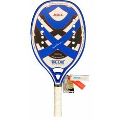 0dca2060ea41 Racchetta Beach Tennis MBT Blue 2014 Linea Pro Prestige Tennis Da Spiaggia