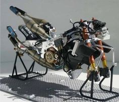 Honda NSR 500 Valentino Rossi Shared by Motorcycle Fairings - Motocc Racing Motorcycles, Custom Motorcycles, Custom Bikes, Course Moto, Honda Bikes, Motorcycle Engine, Valentino Rossi, Super Bikes, Street Bikes