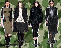 Moda invierno 2013 | tendencias