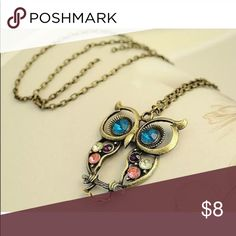 ❤️Owl Necklace❤️ New in packaging. Jewelry Necklaces
