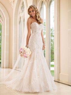 Vestido 6051 de boda de Stella York