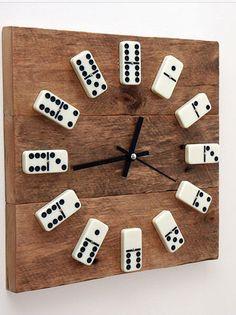 домино часы