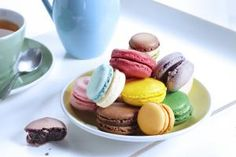 7 Classic French Christmas Cookie Recipes You will Love: Almond Macarons Recipe