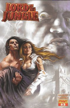 Lost Treasure Part 5 __Written by Arvid Nelson, Art by Roberto Castro , Cover by Lucio Parrillo , The Story _The rough-and-ready sailors who set out to rescue Jane Porter from hairy man-apes find them