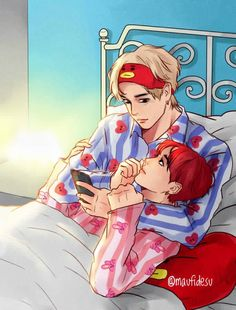 Read Smut from the story Taekook Fanarts fluff / by GCmoon (MoOnTae) with reads. Vkook Fanart, Fanart Kpop, Jungkook Fanart, Bts Chibi, Namjin, Taekook, Yoonmin, Bts Taehyung, Bts Bangtan Boy