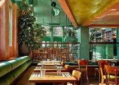 Znalezione obrazy dla zapytania Bar Botanique, Amsterdam