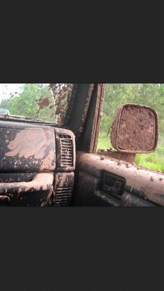 Muddin the right way! there's still dry mud in my truck from this summer.