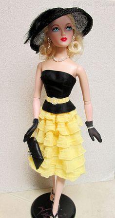 https://flic.kr/p/GuhH2G | 238 BCCan OOAK Gene Fashion Yellow Black Mix and Match d