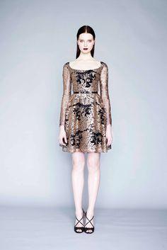 Marchesa Notte - Fall 2015 Ready-to-Wear