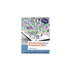 Discovering Computers 2016 (Paperback)