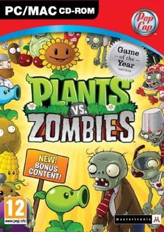 Plants vs Zombies: Zombies are invading your home and the only defense is your arsenal of plants! With five game modes to dig into, the fun never dies!