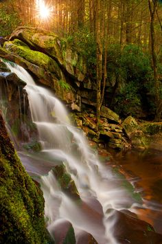 West Virginia,  Landscape