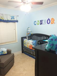 Monsters Room2 Nursery Pinterest Monster Room And Decor