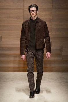 Salvatore Ferragamo Autumn (Fall) / Winter 2014 men's