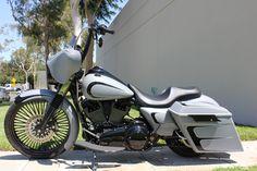 harley roadking extended forks | 2009 Harley Davidson Road King