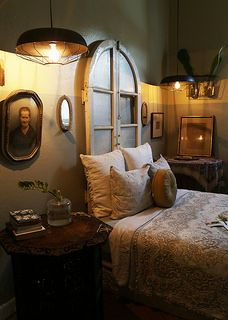 Superior Room at the Dreamcatcher Guest House in San Juan, Puerto Rico