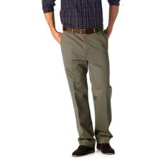 Haggar® Work to Weekend® Straight-Fit Flat-Front Pants - Men $34.99