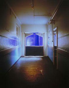 Catherine Yass Corridors1994