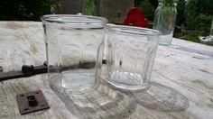 Glass Jar Collection Antique Jam Jars confiture pots
