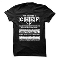 Chef - #golf tee #white tshirt. ORDER HERE => https://www.sunfrog.com/Automotive/Chef-67946644-Guys.html?68278