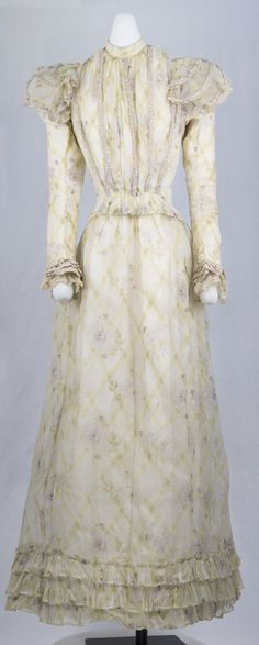 Specimen | Idaho State Museum Digital Textile Collections Historical Costume, Historical Clothing, Bathing Costumes, Idaho, Day Dresses, Texas, Collections, Museum, Victorian