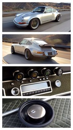 Singer Vehicle Design Classic Porsche 911