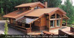 Veja Como Quiser: Porque construir casas de madeira?