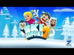 Ski Safari 2 - Android-apps op Google Play