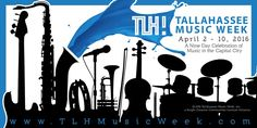 Tallahassee Music Week is a 10-day explosion of music and culture! Most events are free and take place in more than 50 venues across Tallahassee! #IHeartTally