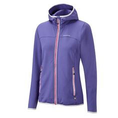 Craghoppers Ionic Hooded Softshell Ladies Jacket