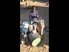 The Pretoria Child Drummer Gets a New Beat VIDEO - SAPeople - Your Worldwide South African Community