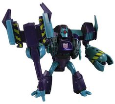 Japanese Transformers Animated - TA15 Decepticon Ragknights (Lugnut) * Details can be found by clicking on the image.(It is Amazon affiliate link) #Transformers