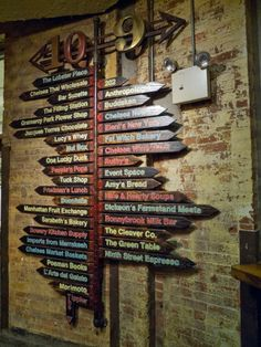 """Chelsea Market - New York City Not technically a """"restaurant"""" - but certainly a foodie paradise that must be visited."""