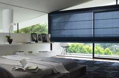 Verosol Roman Blinds offer superior quality and instant style.