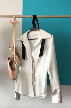 Ballet, a fashion inspiration Instagram: @LauraKobels Creative Director: Laura Kobels Fotógrafa: Laura Kobels