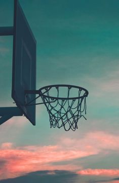 low angle photo of white and black metal portable basketball hoop under cloudy sky during daytime photo – Free Basketball Image on Unsplash Amoled Wallpapers, Sports Wallpapers, Cute Wallpapers, Nba Basketball, Nba Sports, Nike Football, Basketball Clipart, Basketball Legends, Photo Wall Collage