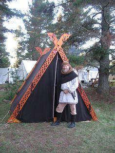 Another awesome viking tent!